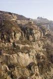 Berg Tai av Shangdong Kina Arkivfoton