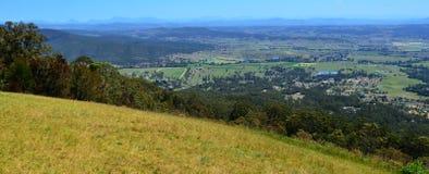 Berg Tamborine Gold Coast Queensland Australien Lizenzfreie Stockbilder