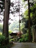 berg tempel Stock Afbeelding