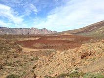 Berg Tenerife Royalty-vrije Stock Foto's