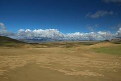 berg tibet Fotografering för Bildbyråer