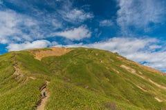Berg Tnigawa Stockfoto