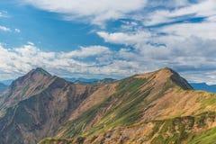 Berg Tnigawa Lizenzfreie Stockfotografie