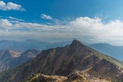 Berg Tnigawa Stockbilder