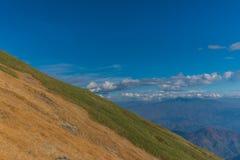 Berg Tnigawa Lizenzfreies Stockbild