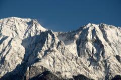 berg tyrolien Royaltyfri Fotografi