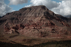Berg in Utah, USA Lizenzfreies Stockfoto