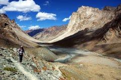berg vallei stock foto's