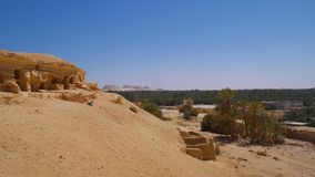 Berg van de doden Stock Foto