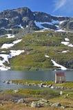 Berg van Noorwegen Royalty-vrije Stock Foto's