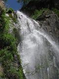 Berg vattenfall royaltyfri fotografi