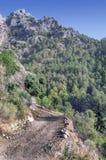 Berg von Cazorla Stockbilder