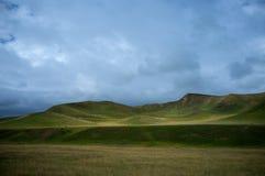 Berg von Gannan Stockbild