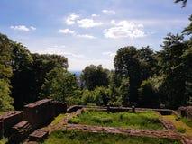 Berg von Heidelberg Stockfotos