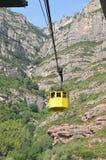 Berg von Montserrat Lizenzfreies Stockbild