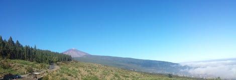 Berg von Orotaba lizenzfreies stockbild