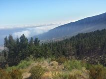 Berg von Orotaba stockfotografie