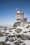 Berg Washington Observatory Stockfotos