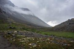 Berg Yakimpahchorr Arkivbild
