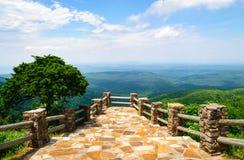 Berg-Zeitschriften-Nationalpark lizenzfreies stockbild