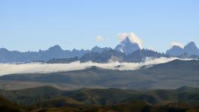 Berg Zhara (Yala) Stockbild