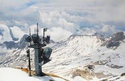 Berg Zugspitze Stock Fotografie