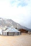Berg Zugspitze Stock Foto's