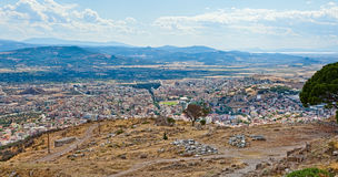 Bergama Royalty Free Stock Photo