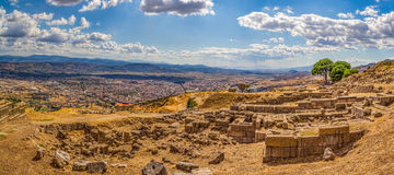 Bergama Royalty Free Stock Photography
