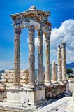Bergama Ancient City Izmir. Bergama Ancient City in Izmir / Aegean Areas Royalty Free Stock Photos