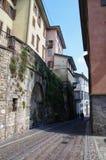 BERGAME, ITAL Images libres de droits