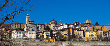 Bergamo Royalty Free Stock Image