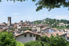 Bergamo Immagine Stock