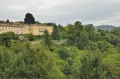 Bergamo Fotografia Stock Libera da Diritti