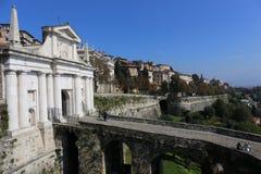 Bergamo Stock Afbeelding