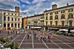 Bergamo Obrazy Stock