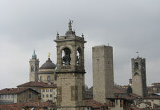 Bergamo Stockbild