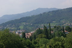 Bergamo Lizenzfreie Stockbilder