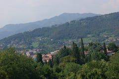 Bergamo Royaltyfria Bilder