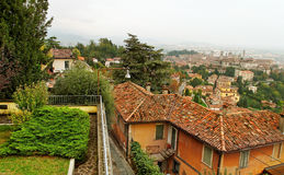 Bergamo alta. Royalty Free Stock Photos