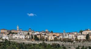 Bergamo alta Immagini Stock Libere da Diritti