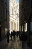Bergamo Alta Fotografia Stock