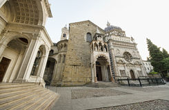 Bergamo chapel Royalty Free Stock Image