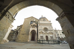 Bergamo chapel Stock Photography