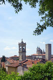 Bergamo Royalty Free Stock Photos