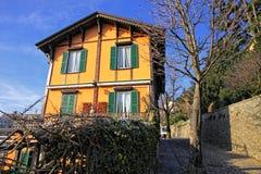 Bergamo city, Lombardy, Italy Stock Photography
