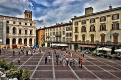 Bergamo Stock Images