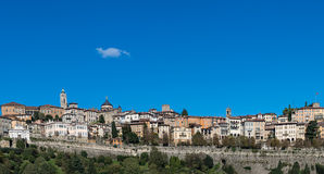 Bergamo high Royalty Free Stock Images
