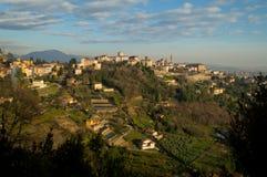 Bergamo hills Stock Photo