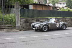 Bergamo Historic Gran Prix Royalty Free Stock Image